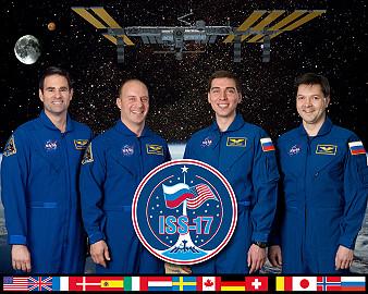 Crew ISS-17
