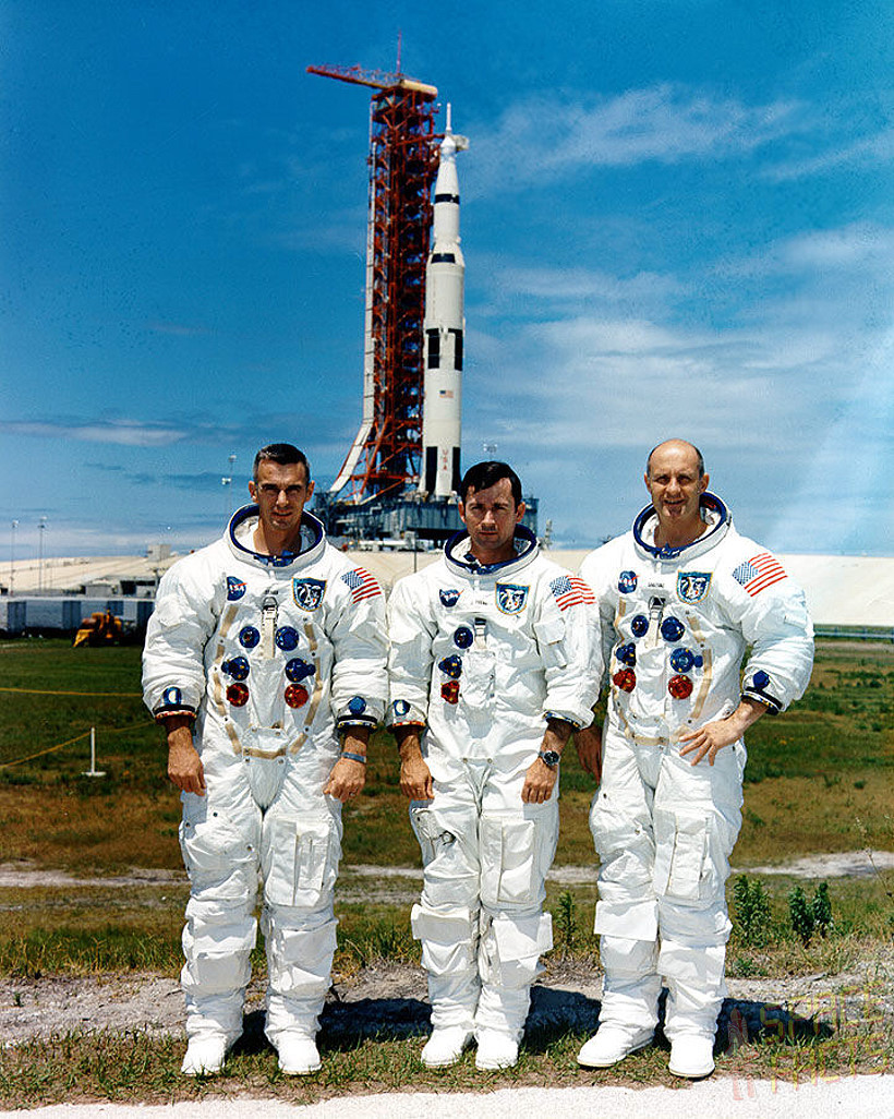 apollo 2 crew - photo #10