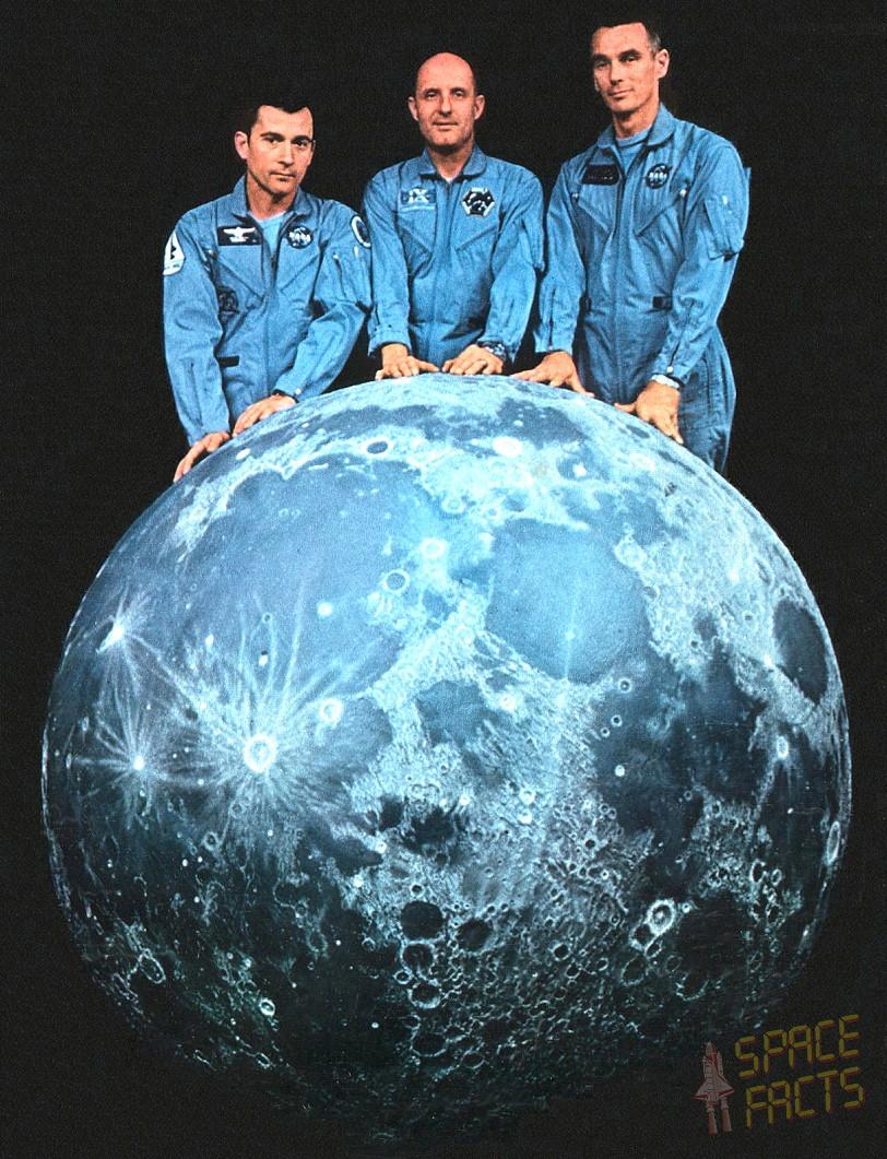 Crew Apollo 10