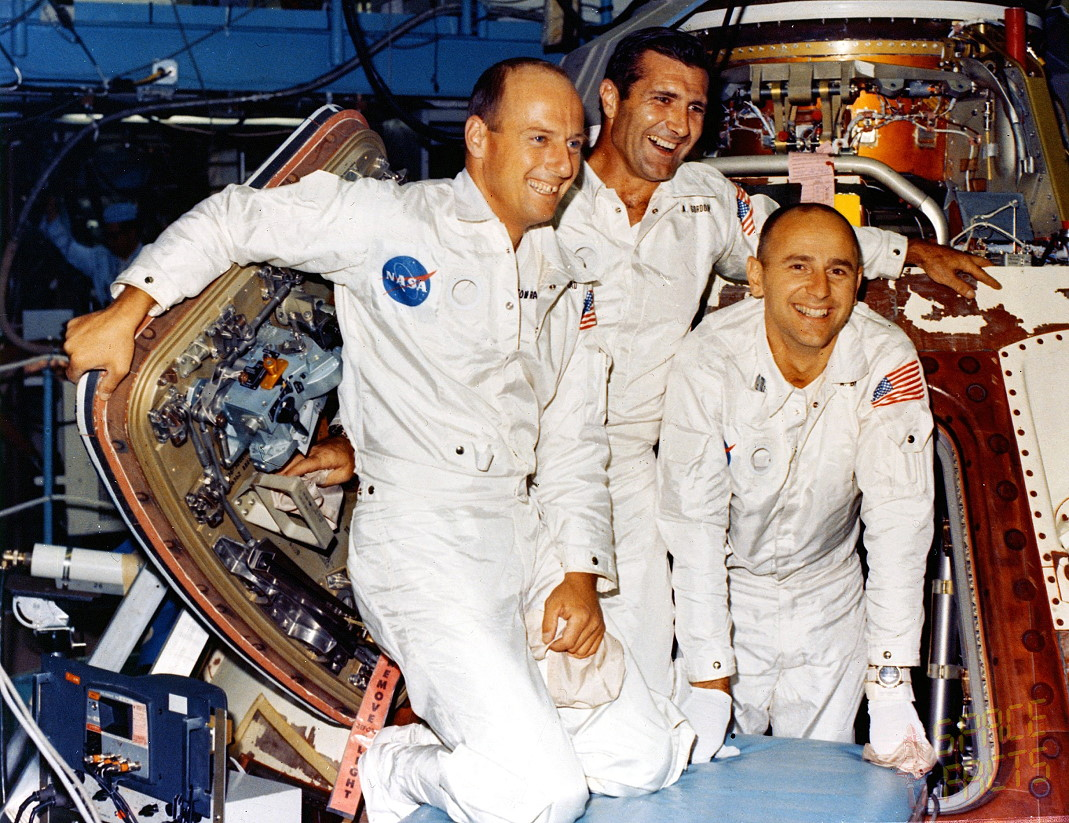 Crew Apollo 12