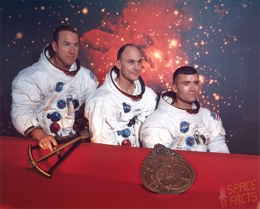 apollo 13 crew - photo #8