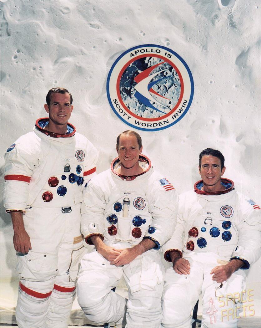 apollo missions crews - photo #17