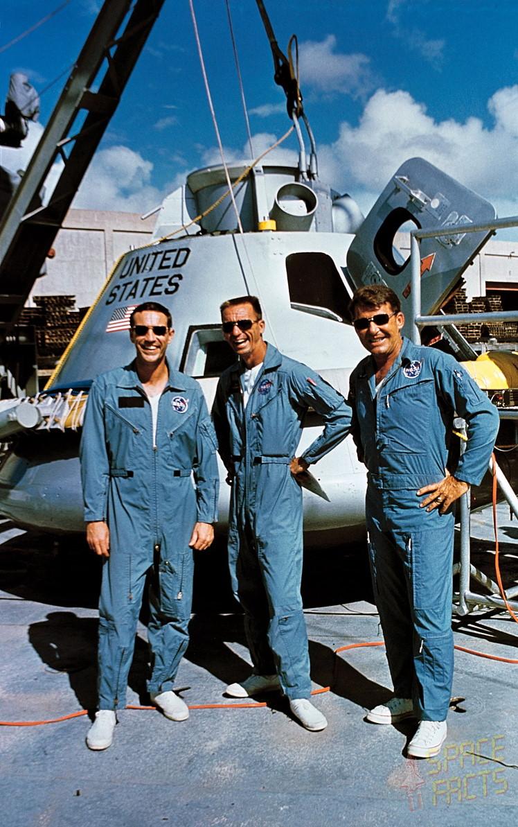 purpose of apollo 1 mission - photo #48