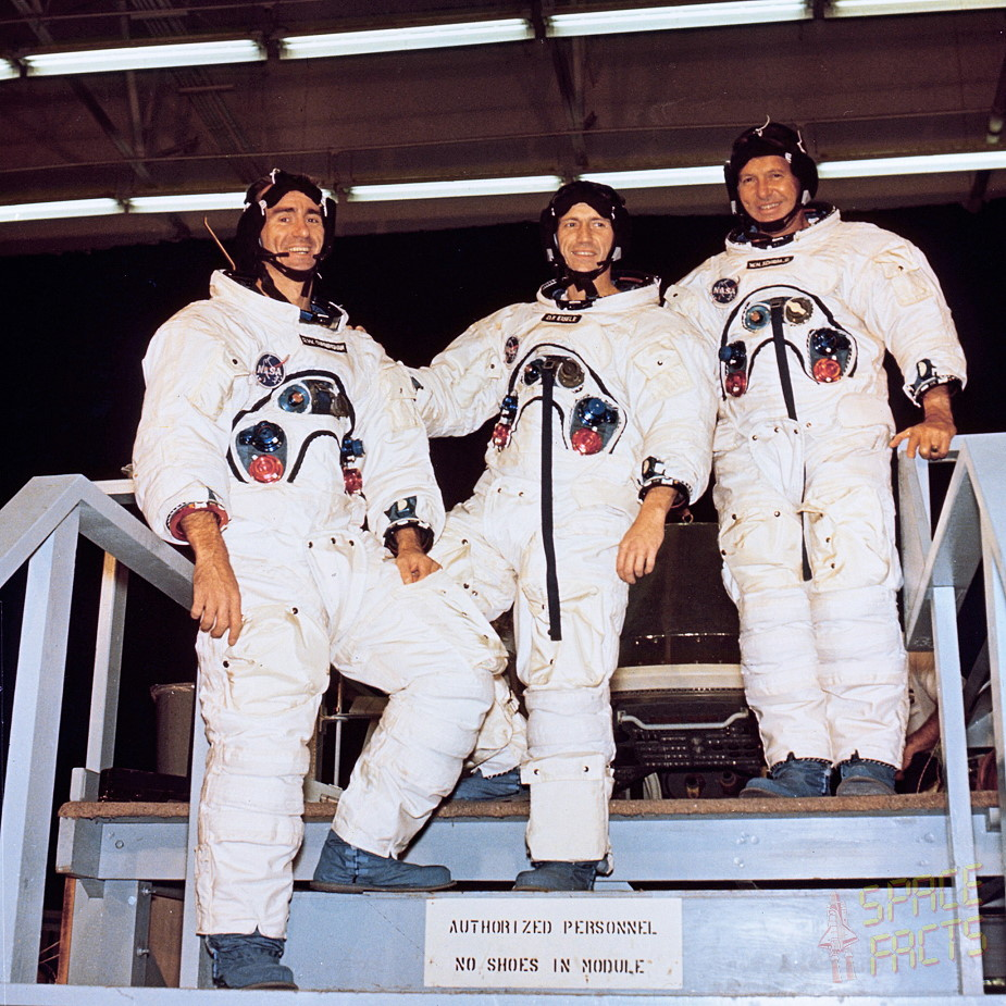 Apollo 7 Crew - Pics about space