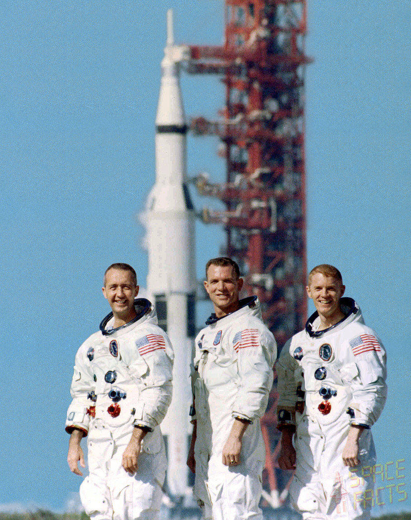apollo missions crews - photo #11
