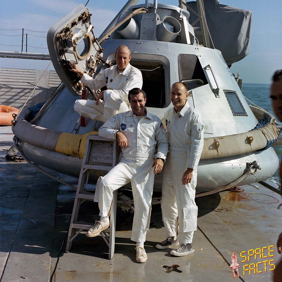 apollo missions crews - photo #27