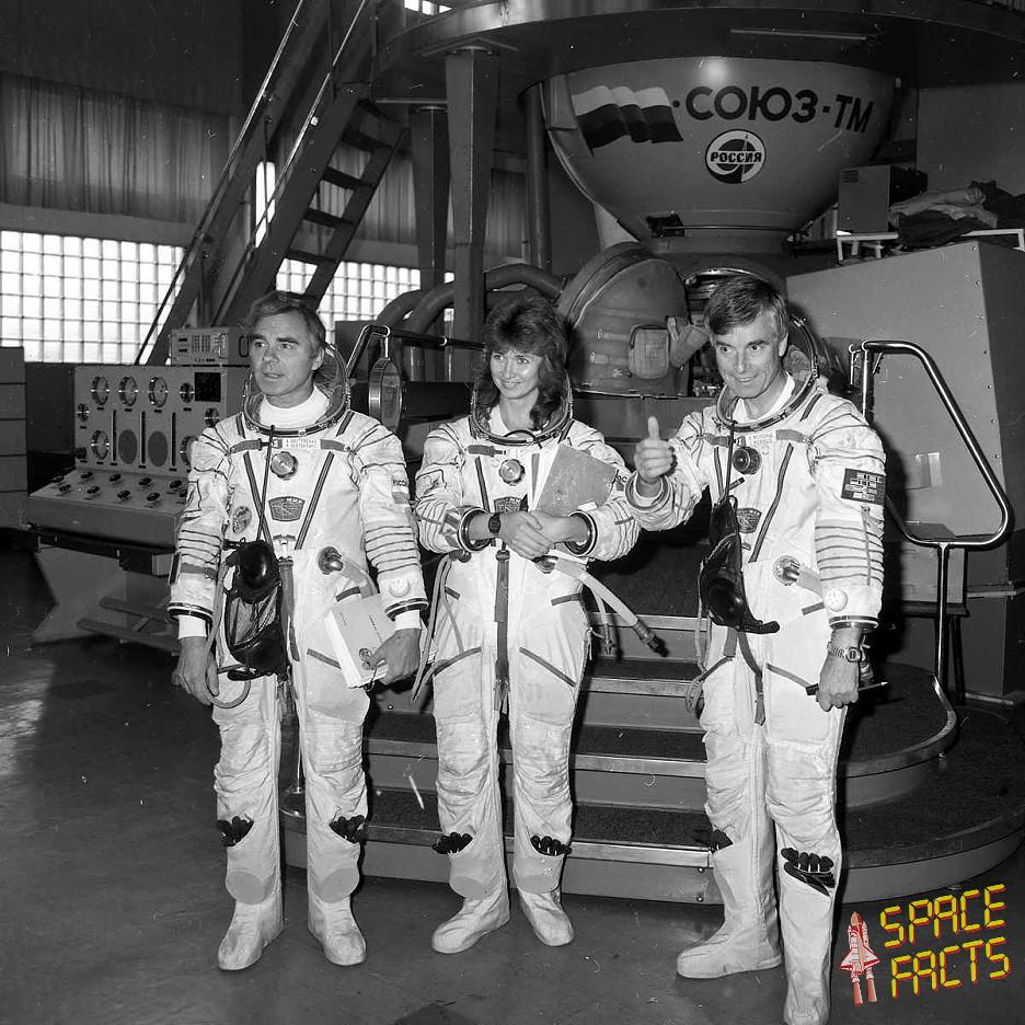 Crew Soyuz TM-20