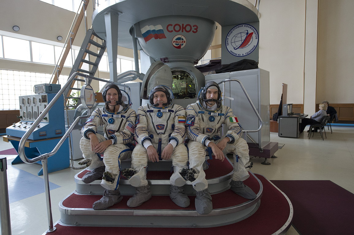 Crew Soyuz TMA-09M