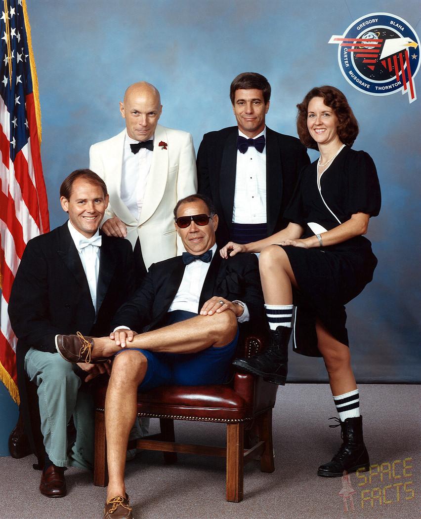 Crew STS-33