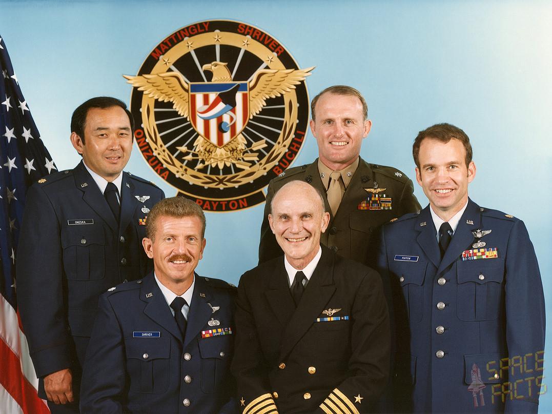 Crew STS-51C