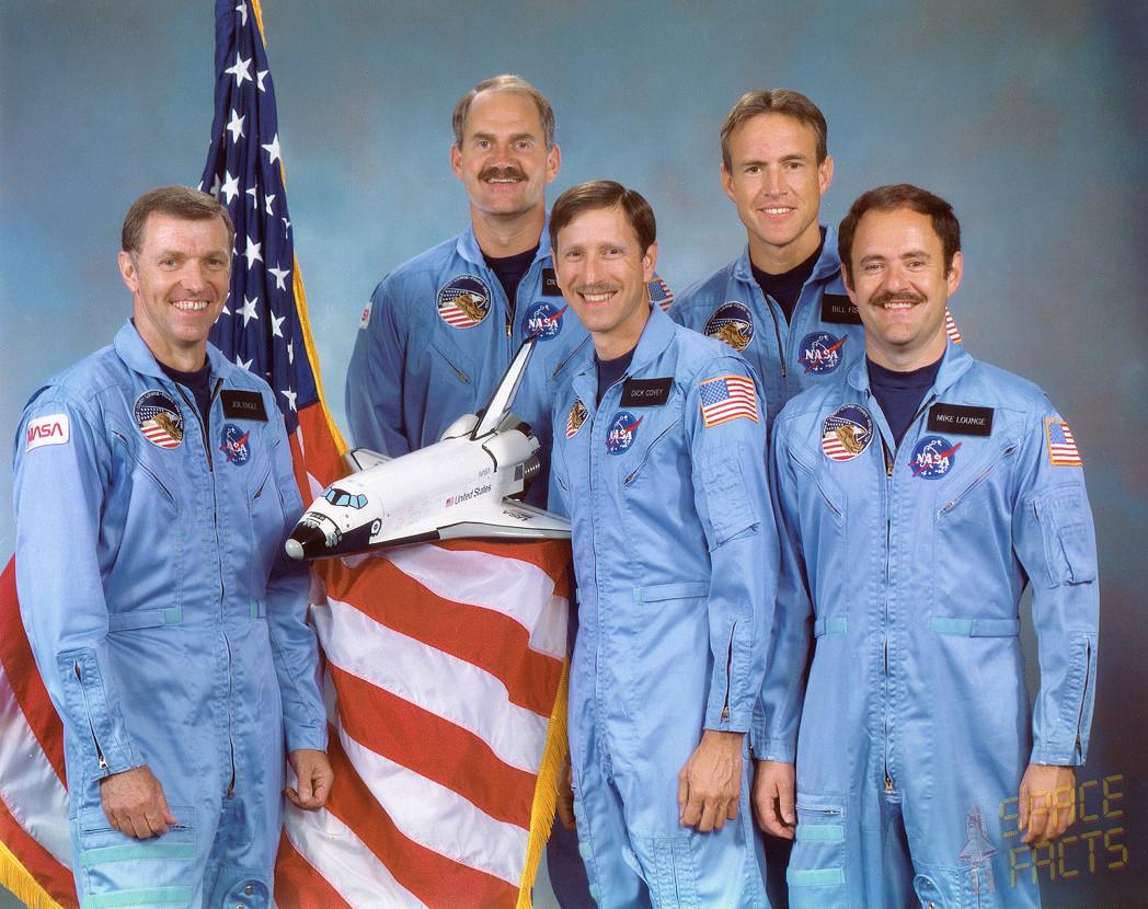 Crew STS-51I