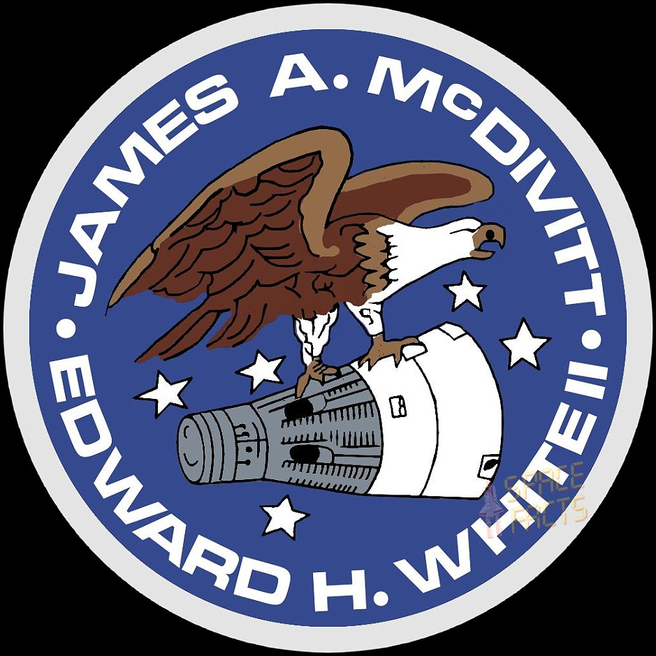 gemini space mission badges - photo #16
