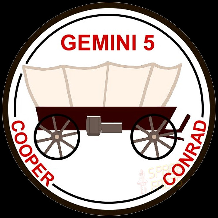 gemini space mission badges - photo #33