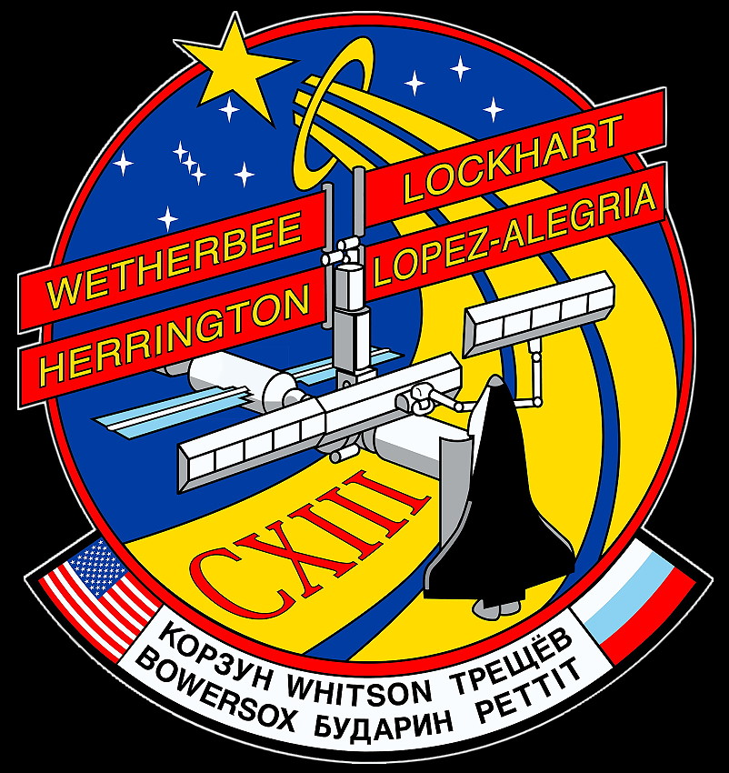 Patch: STS-113