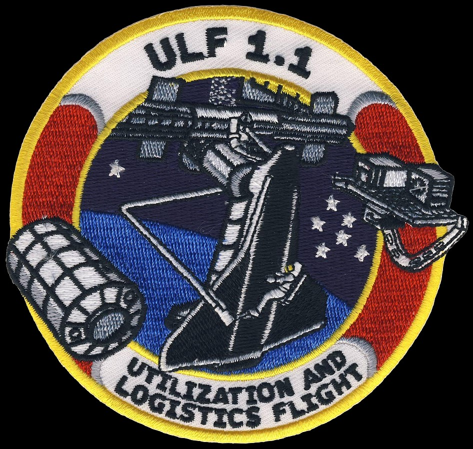 Mission Patches On Mission 4 To The International Space: Shuttle Payload Patches?