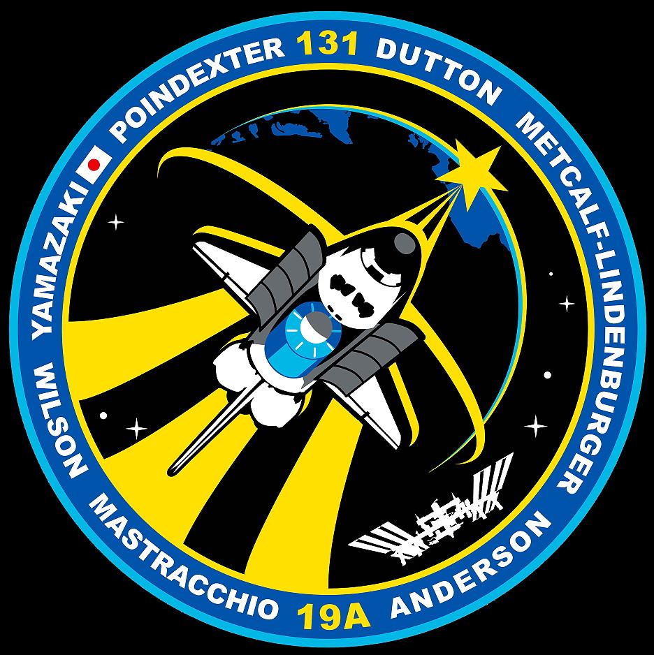 STS-130 / Le patch de la mission Sts-131