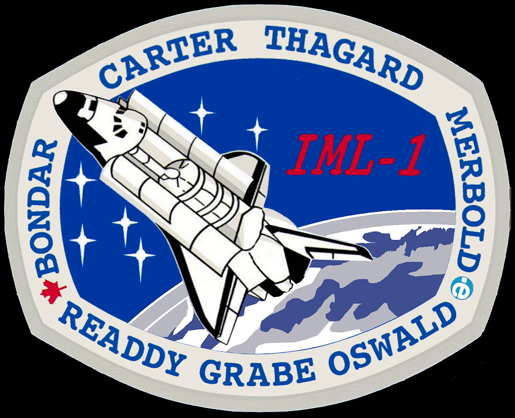 Patch: STS-42 (original)