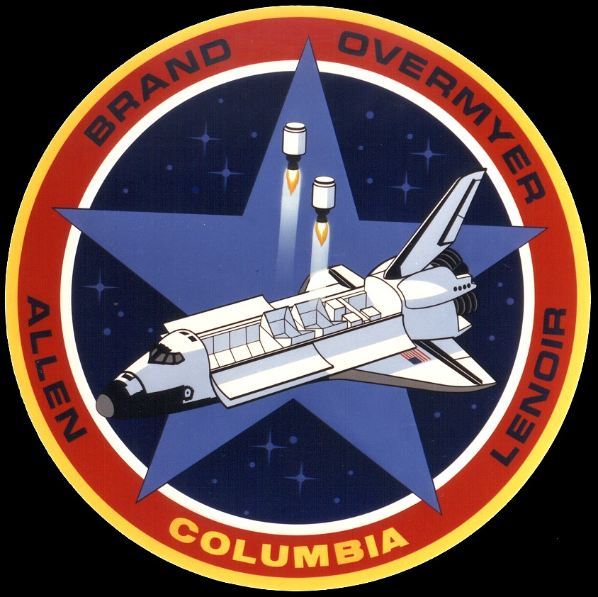 Patch: STS-5