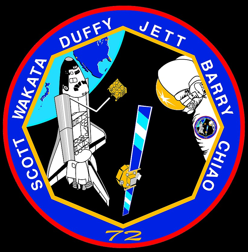 Patch: STS-72