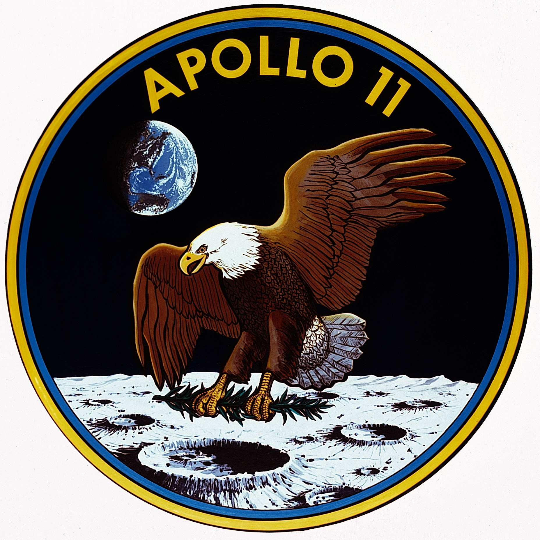apollo 11 space mission pictures - photo #15