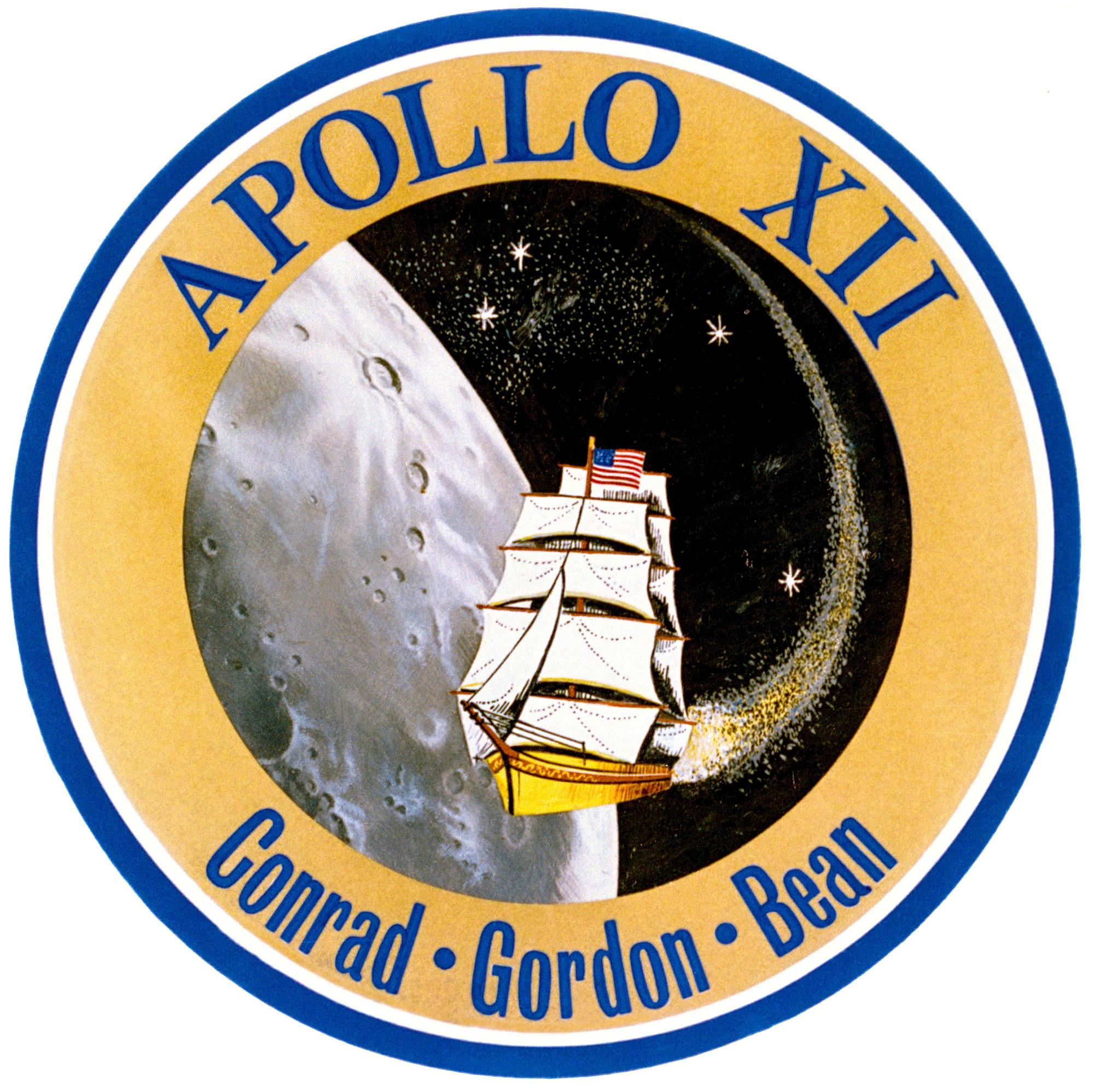 apollo 12 mission report - photo #4