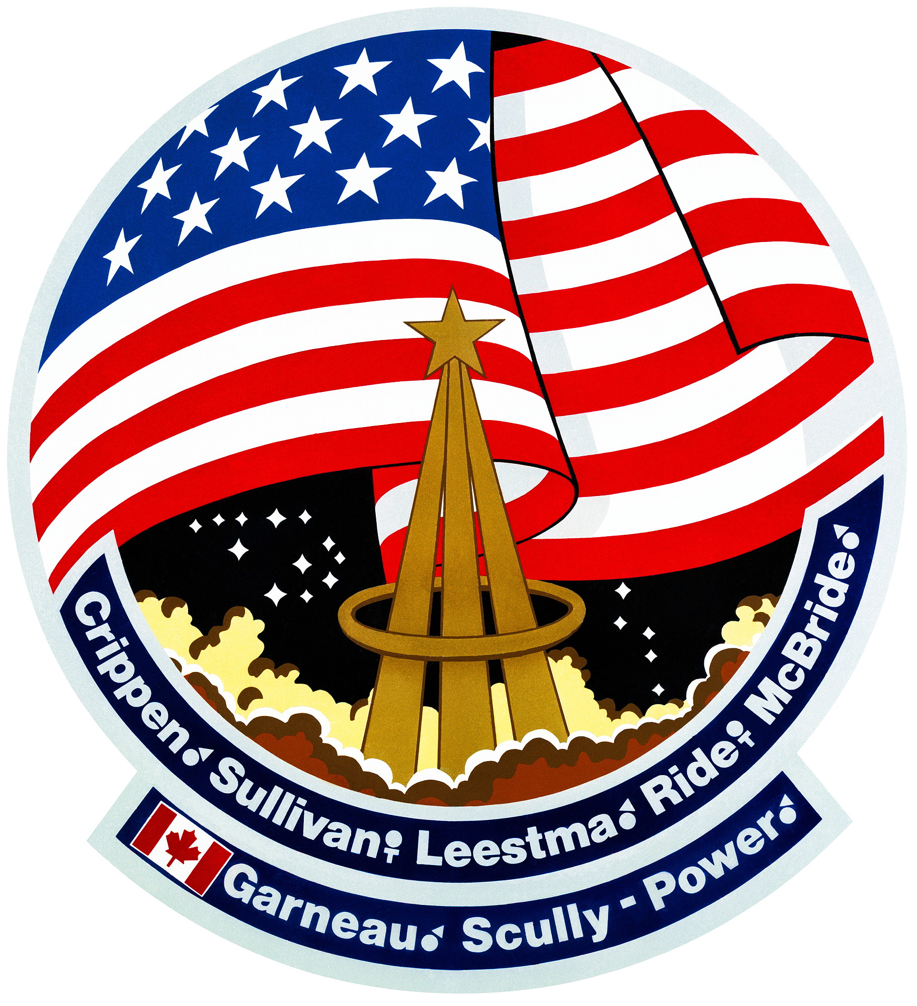 Spaceflight mission report: STS-41G