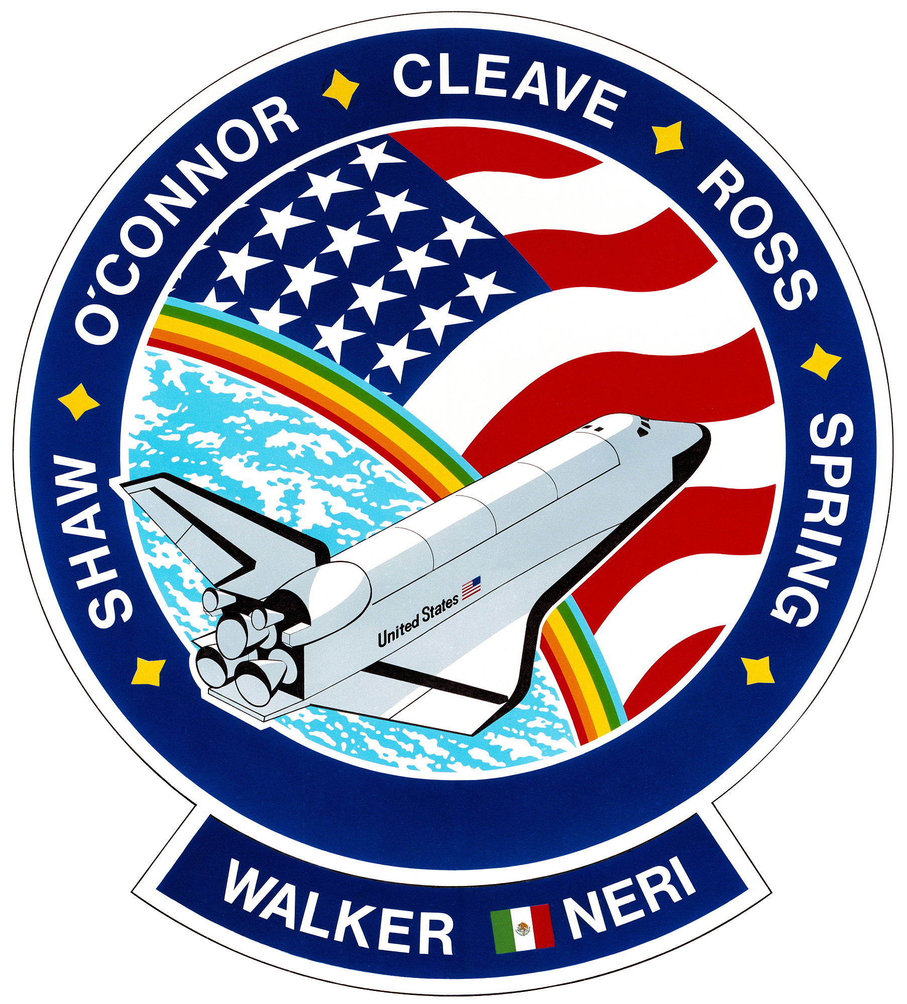 Spaceflight mission report: STS-61B