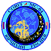 Patch Soyuz MS-04