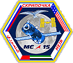 Patch Soyuz MS-15