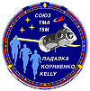 Patch Soyuz TMA-16M