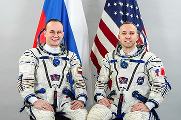 Crew ISS-52 backup