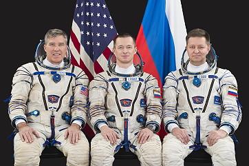 Crew ISS-62 backup