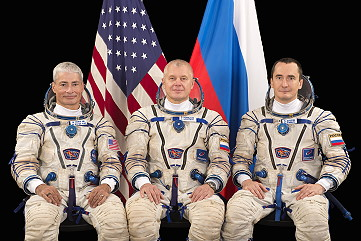 Crew ISS-63 backup