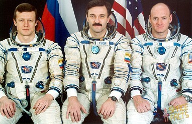 Crew ISS-5 backup