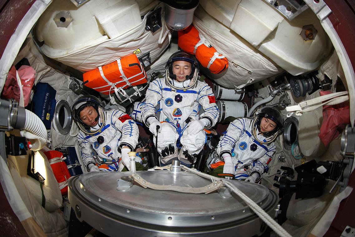 Crew Shenzhou IX