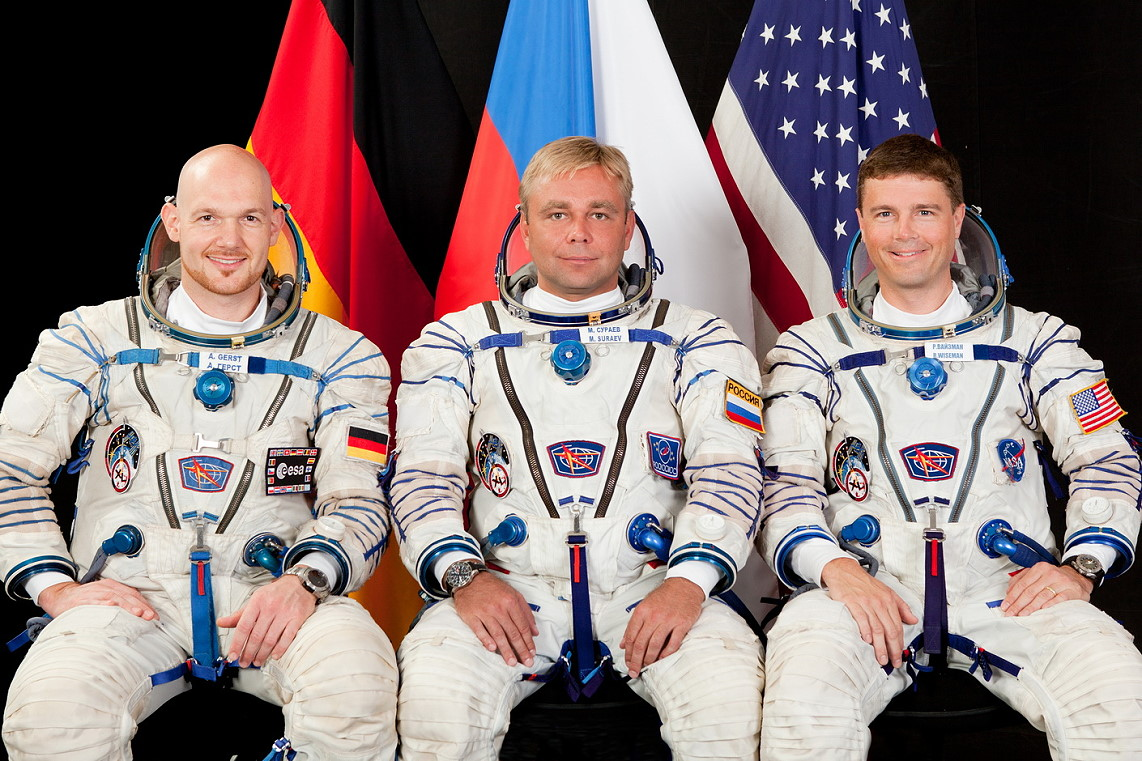 Crew ISS Expedition 39 (backup)