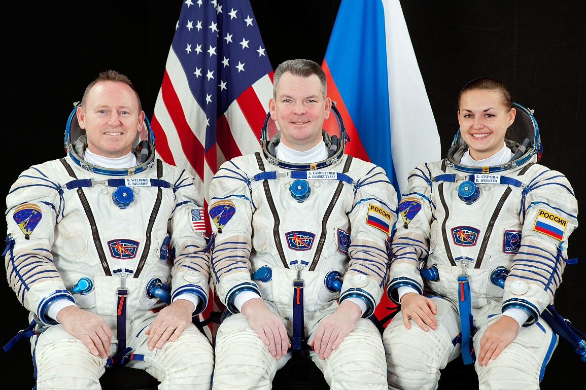 Crew ISS Expedition 40 (backup)
