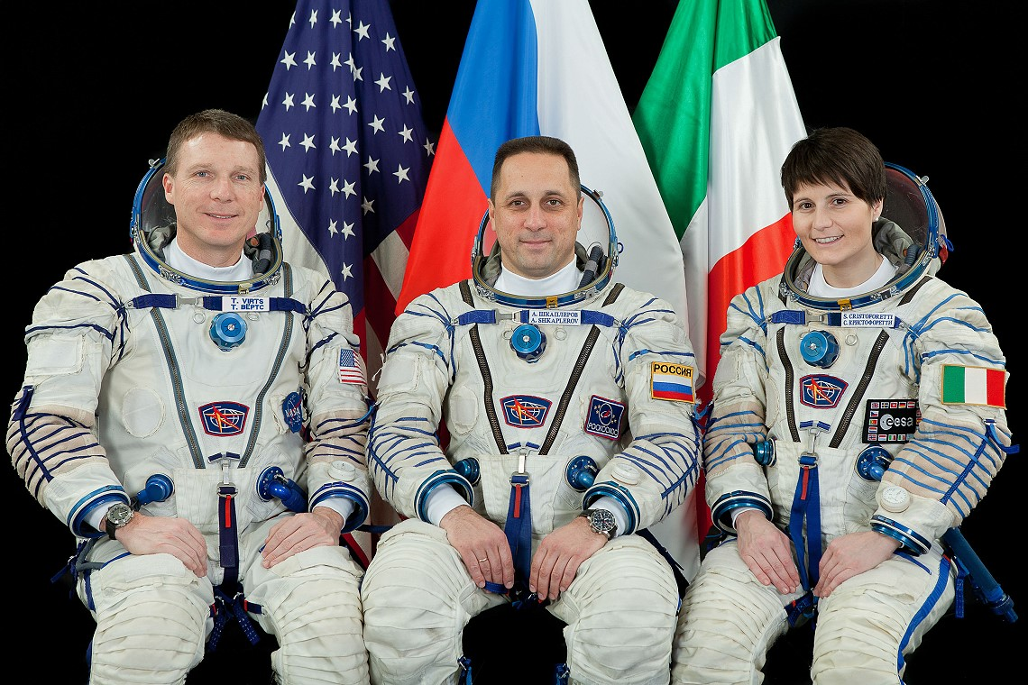 Crew ISS Expedition 41 (backup)