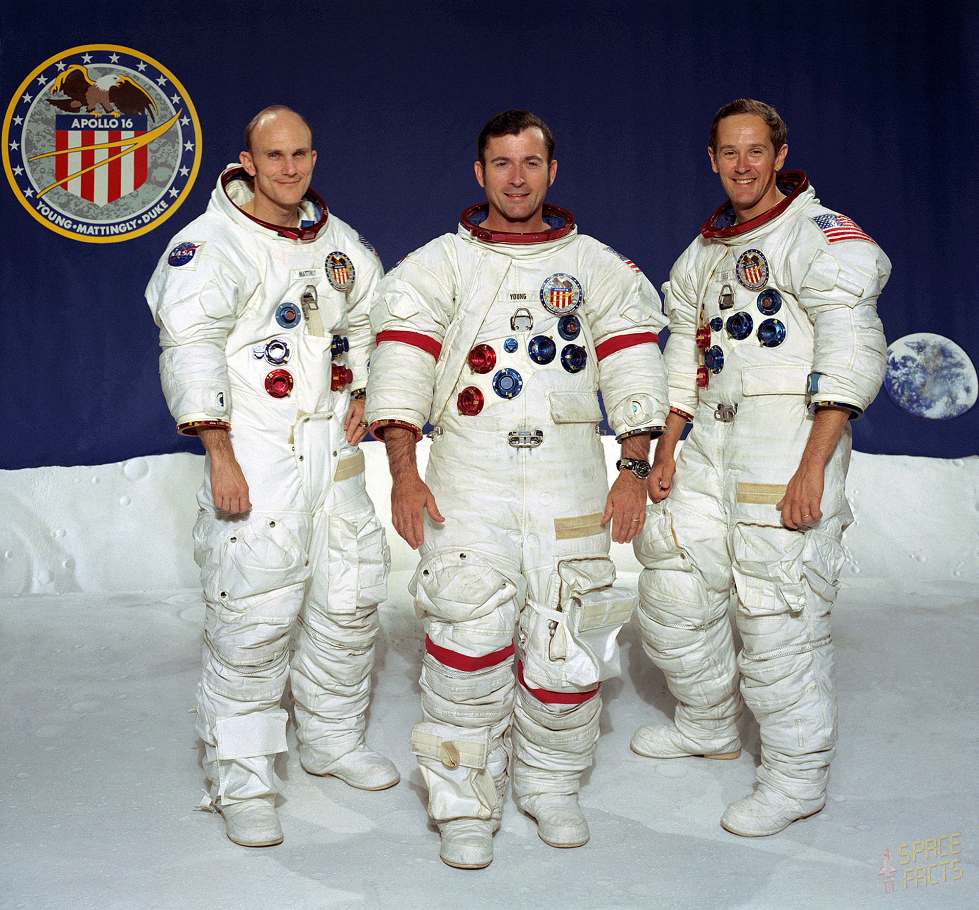 apollo space crews - photo #1