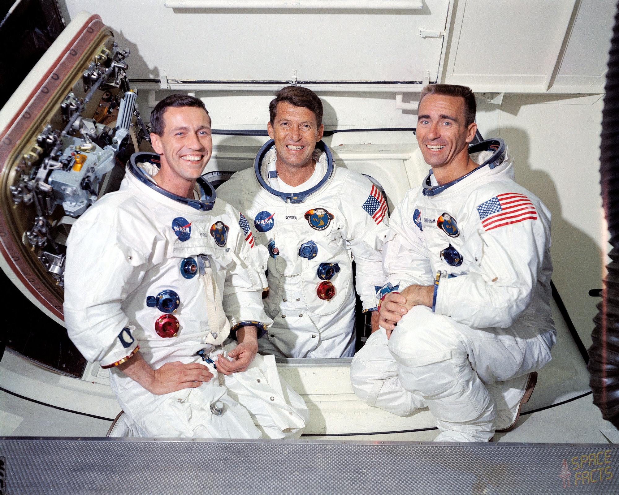 Spaceflight mission report: Apollo 7