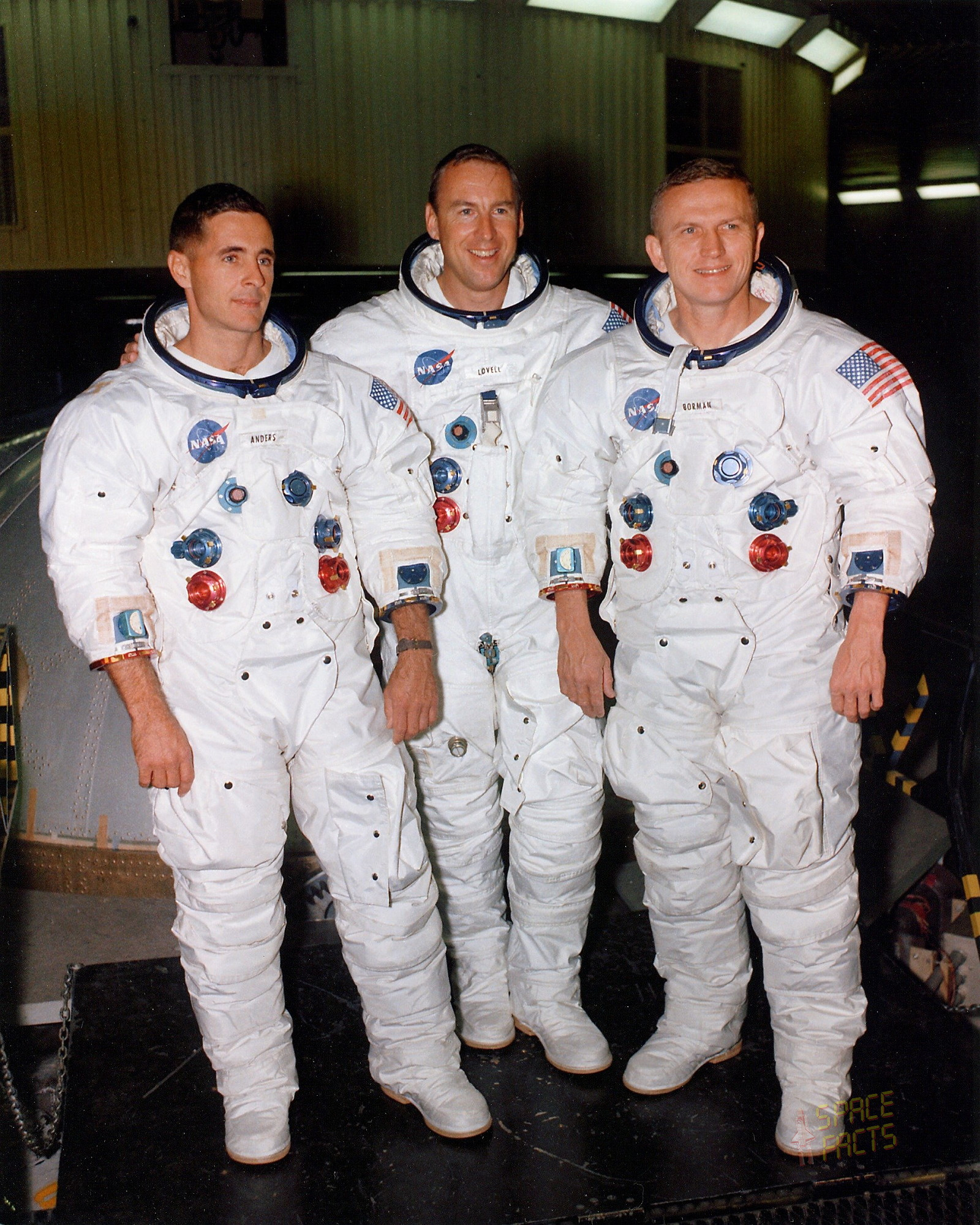 Raumflugbericht: Apollo 8