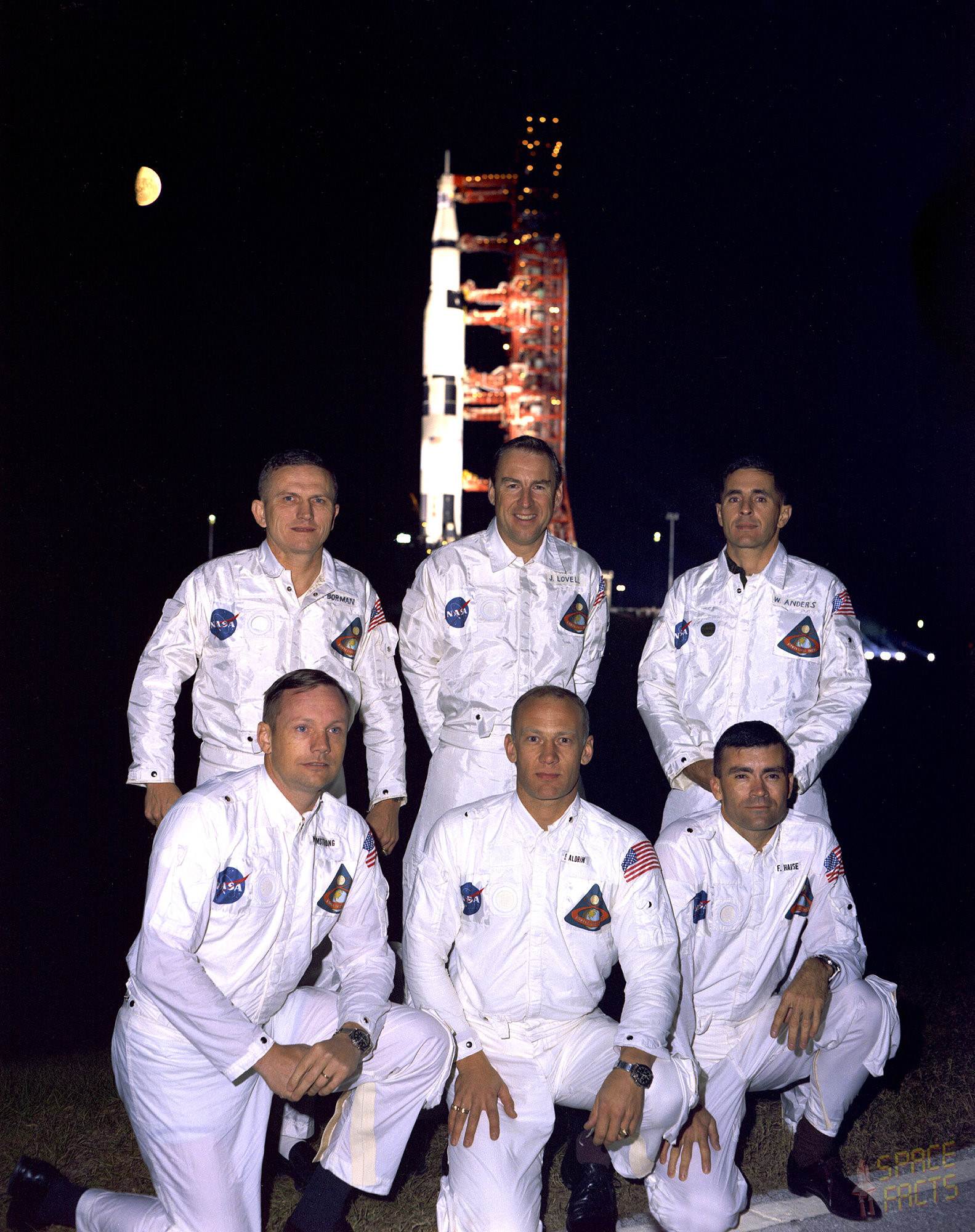 apollo mission crews - photo #15