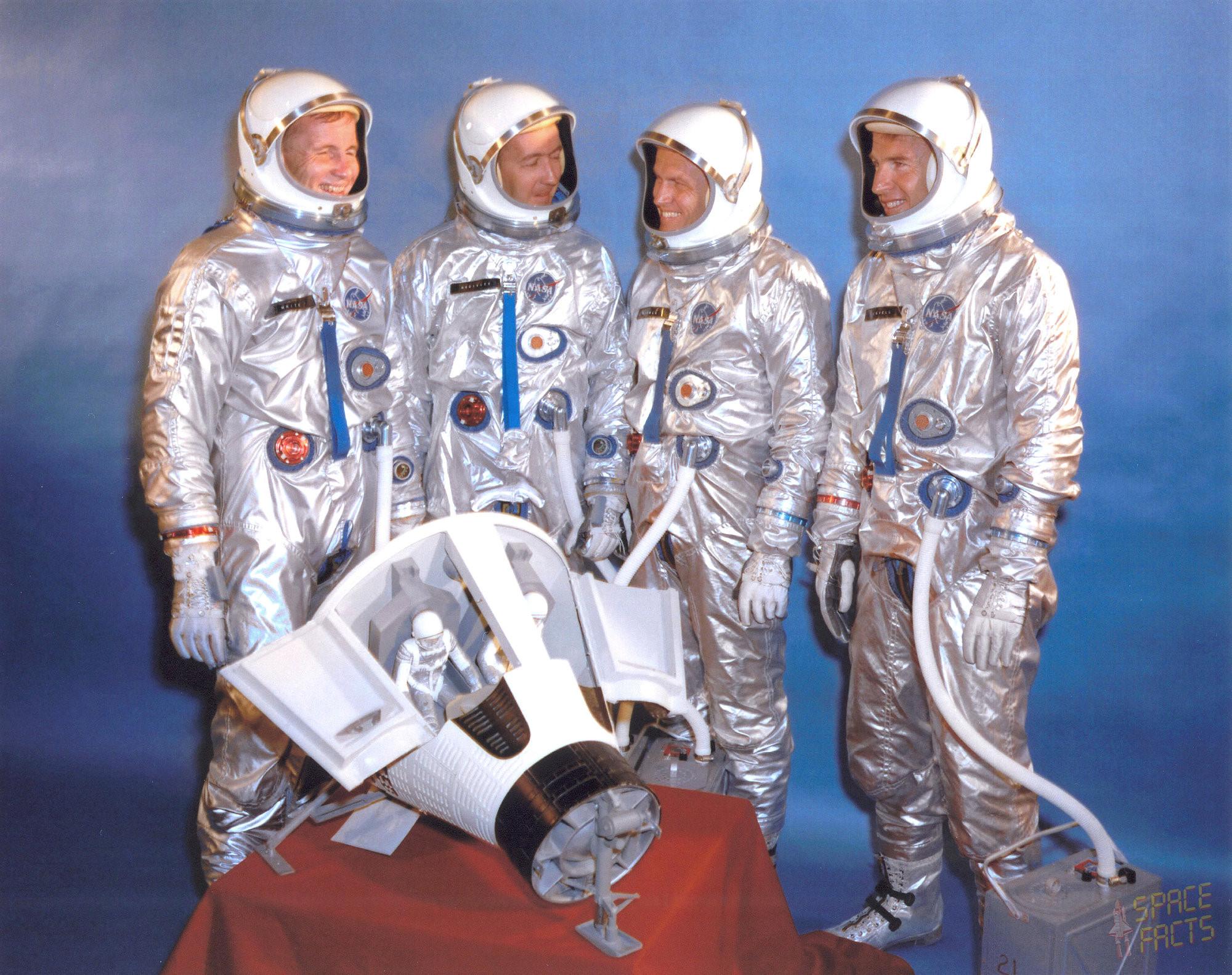 gemini 4 spacecraft documents - photo #14