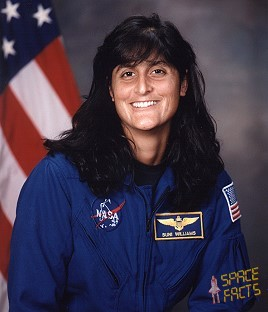 astronauts sunita williams - photo #21