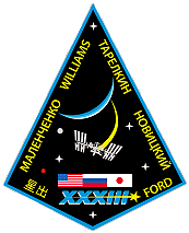 Patch ISS-33